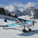 Flight with Talkeetna Air Taxi