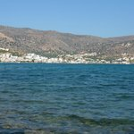 Elounda from other side of the bay