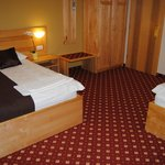 Triple room Hotel Bau