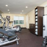 Upgraded Onsite Fitness Center