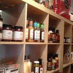 Artisan marinades and snacks