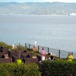 Il terrazzo sul mare