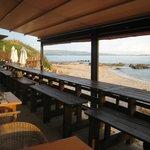 Il ristorante sul mare