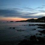 Tramonto sulle Isole Sanguinarie