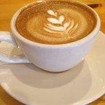 8 oz. latte