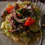 Yum nua -- beef salad