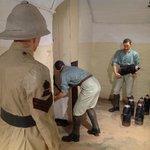 Service scene Victorian age