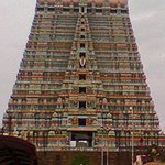 srirangam temple tower-MURALITHARAN