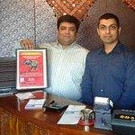 Owners: Brijesh Nandani, Kartik Patel