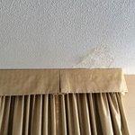 Humidité plafond
