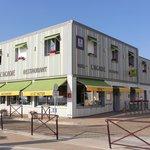 Vision du Boulevard de la Mer...