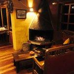 Restaurant / bar lounge area