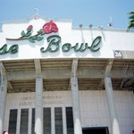 Front of Rose Bowl
