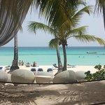 """restaurant """"la terrasse"""" sur la plage"""