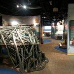 Very cool interactive exhibits
