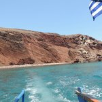 Red beach - June 22, 2014
