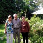 Our Lovely Hosts - Robert and Bernadette