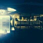tapas bar at hotel