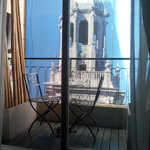 Balkon Suite