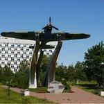 Monument Aircraft Attack IL-2