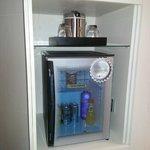 Холодильник и чайник