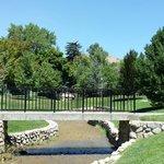 Memory Grove Bridge