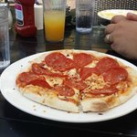 Pizza at Dino's
