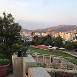 View from the Rooftop of the City of Selcuk
