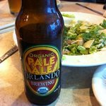 Local Brew & Caesar Salad