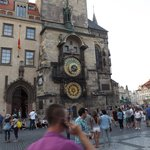 Prague timepiece