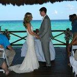 Wedding on the Pier