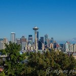Awesome place to photo the Seattle skyline..