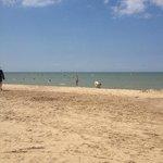 gorgeous sandy beach!!