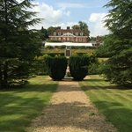 The grouds at Hunton Park