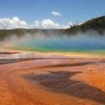 Just one of the may sights - Grand Prismatic