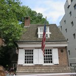 Betsy Ross' house