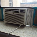 The ghetto a/c unit