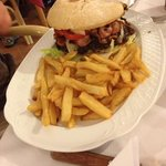 Hamburger Ses Eufabietes lecker lecker