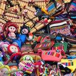 Artesania en el mercado de Pisaq