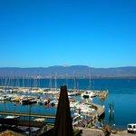 vue Lac Léman
