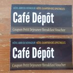Full Board Continental Breakfast Coupons