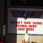 Top Gun foi filmado aqui