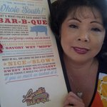 Dinner at Lucille's Smokehouse