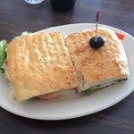Great sandwich!