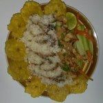 Garlic Shrimps/Camarones al Ajillo