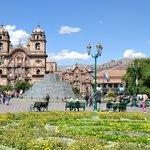 Plaza de Cusco