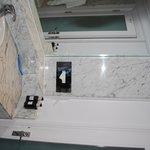 Room 417 - Bathroom