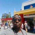 Me at Legoland