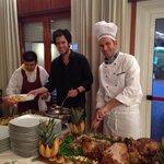 Serata Romagnola. Grande Alberto!!! Bravo Chef!!!