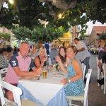 Cretan night in the old town!
